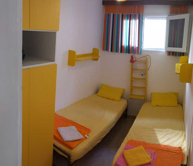 house-in-budva--bedroom-2-entrance-view